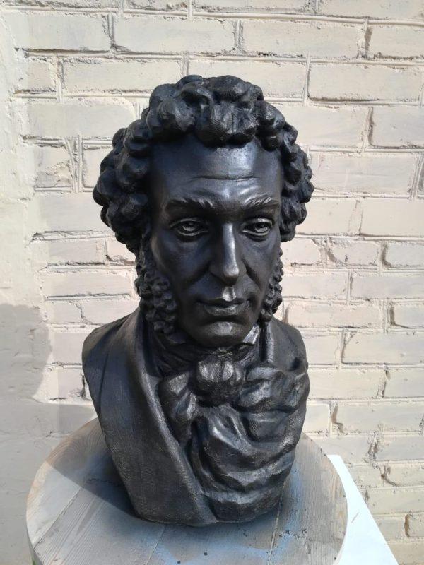 Бюст на заказ: А.С. Пушкин