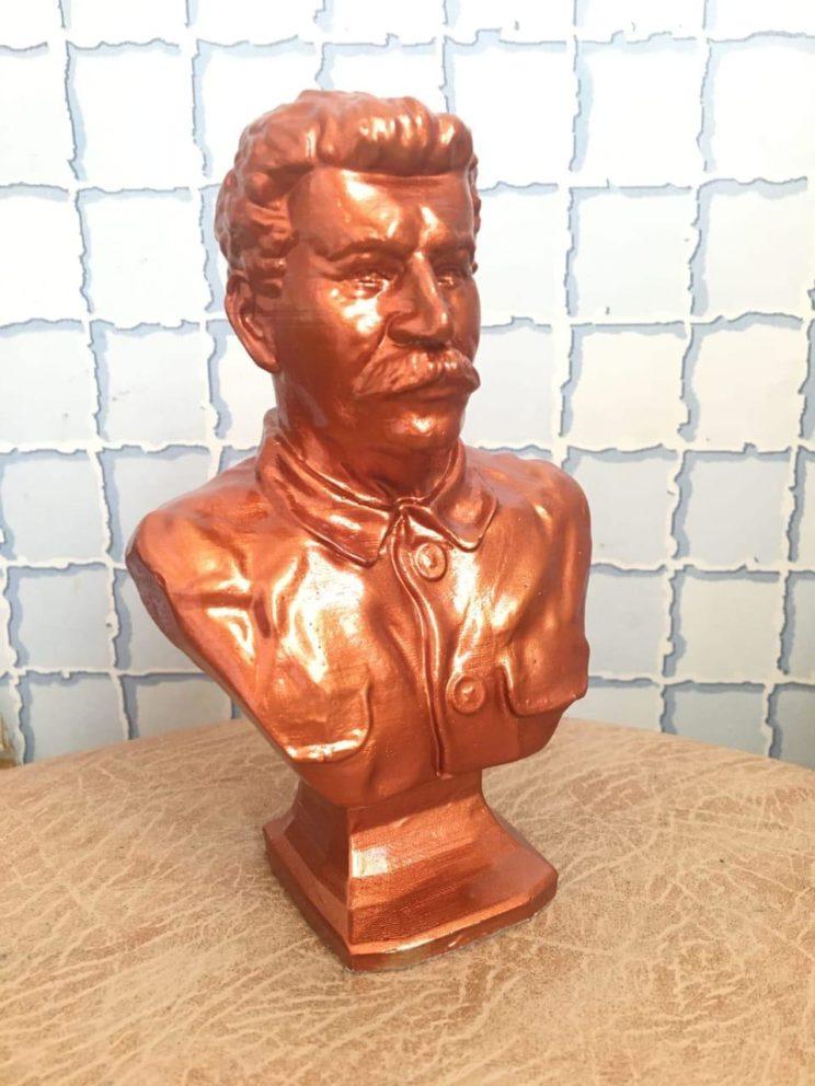Бюст на заказ: И.В. Сталин