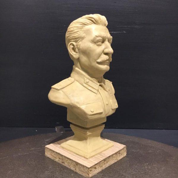 Бюст на заказ: Бюст Сталина И. В.