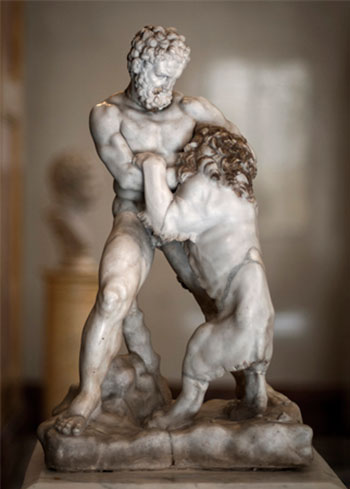 Мраморные статуи
