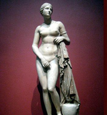 Античные статуи из мрамора