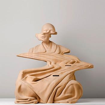Деревянные статуи на заказ