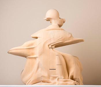 Дешевые и красивые скульптуры из дерева