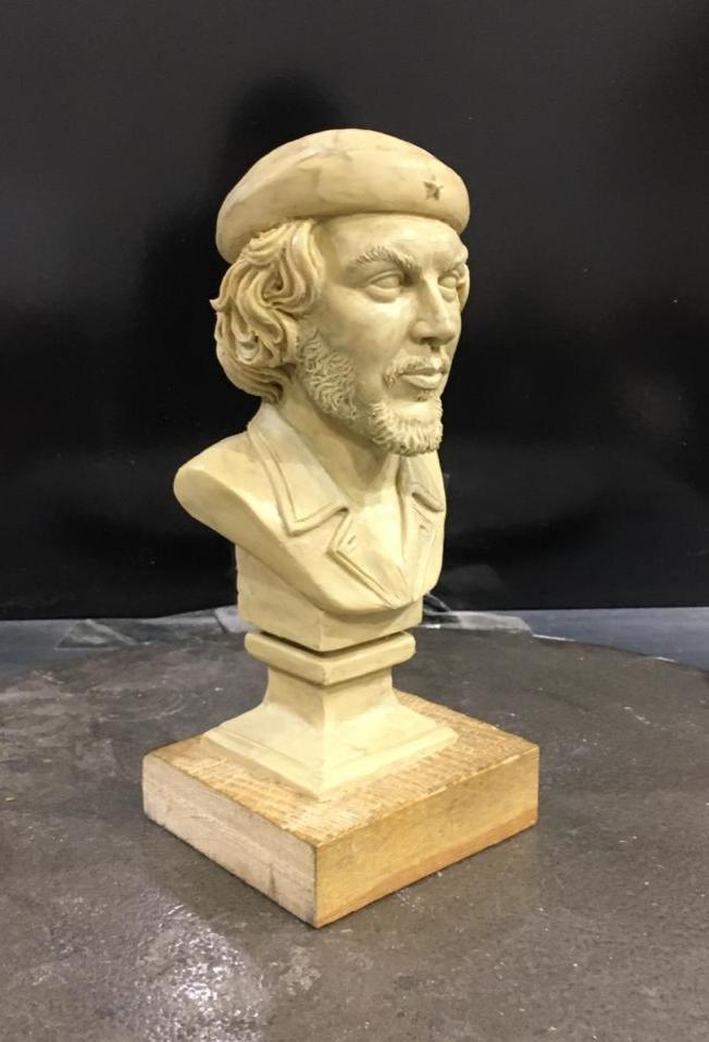 Бюст на заказ: Бюст Че Гевара