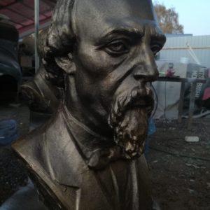 Бюст на заказ: Пушкин А.С.