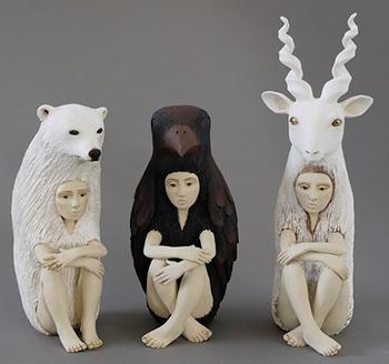 Заказать керамические скульптуры