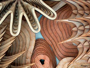Деревянные скульптуры на заказ