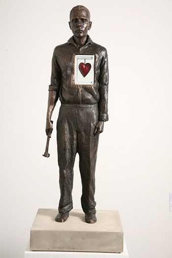 Статуи из бронзы на заказ