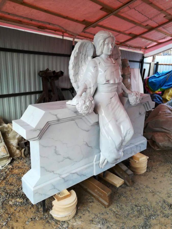 Скульптура из искусственного камня: Ангел