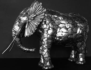 Статуи из металла на заказ
