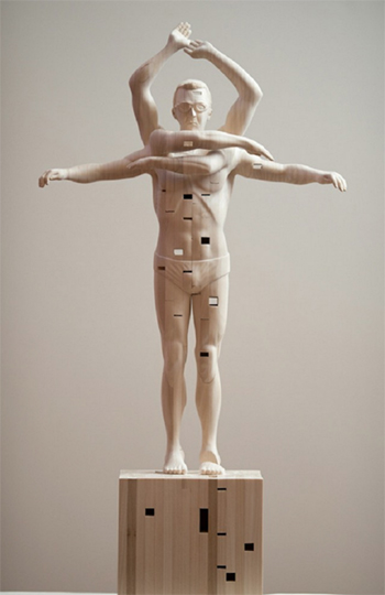 Недорогие деревянные статуи