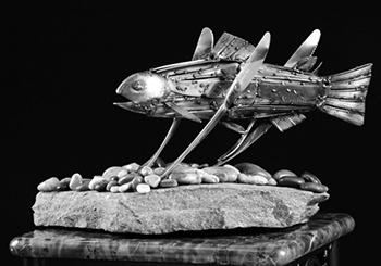 Недорогие скульптуры из металла
