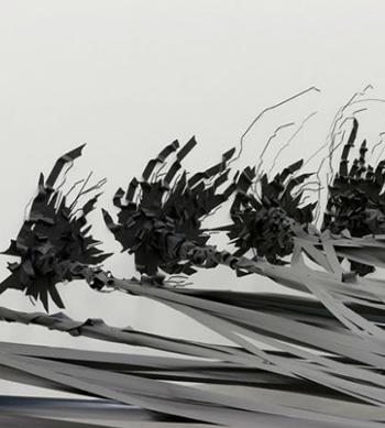 Фигуры из липкой ленты