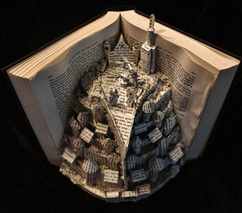 Фигуры из книг