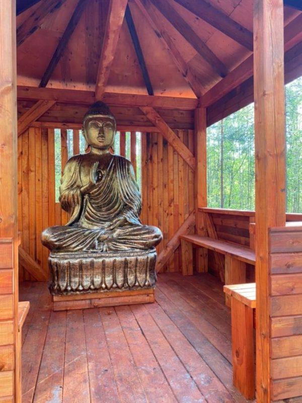 Скульптура: Будда Шакьямуни