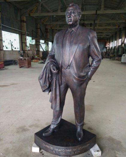 Бронзовая скульптура: Портретная скульптура