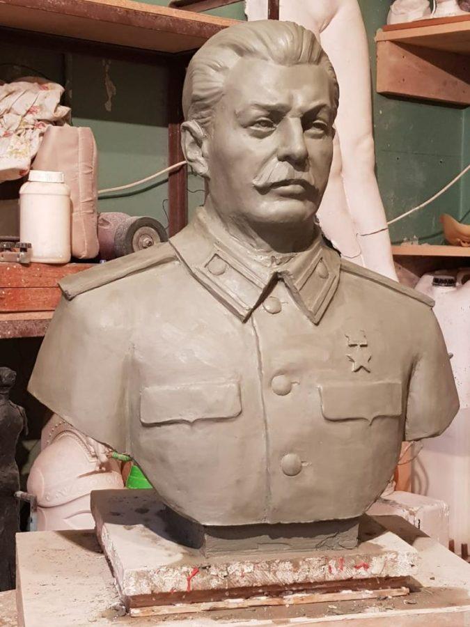 Бюст на заказ: Сталин И.В.