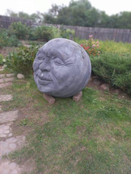 Скульптура из бетона: Ландшафтный дизайн в стиле Les Jardins d'Etretat
