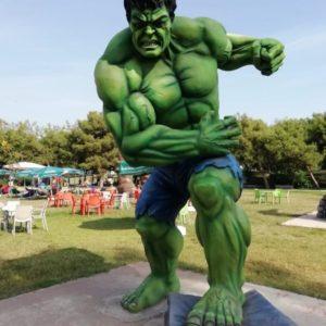 Скульптура: Зеленый Гигант